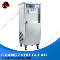2016 Hot selling CE approved big capacity fry ice cream machine