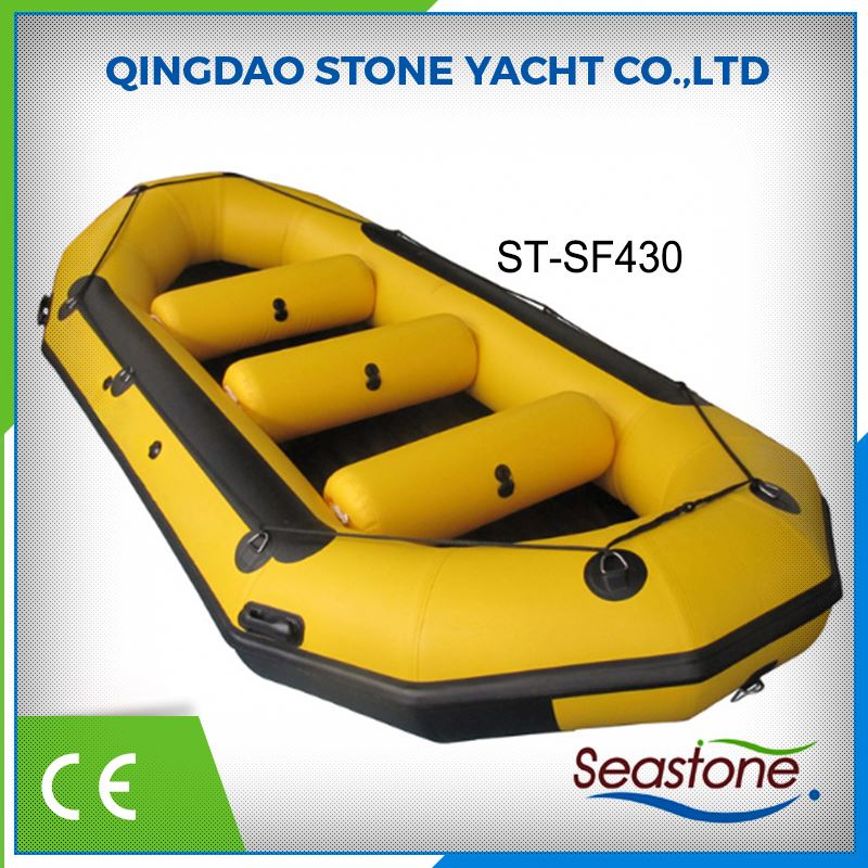 Strong Jet Round Inflatable Raft Boat