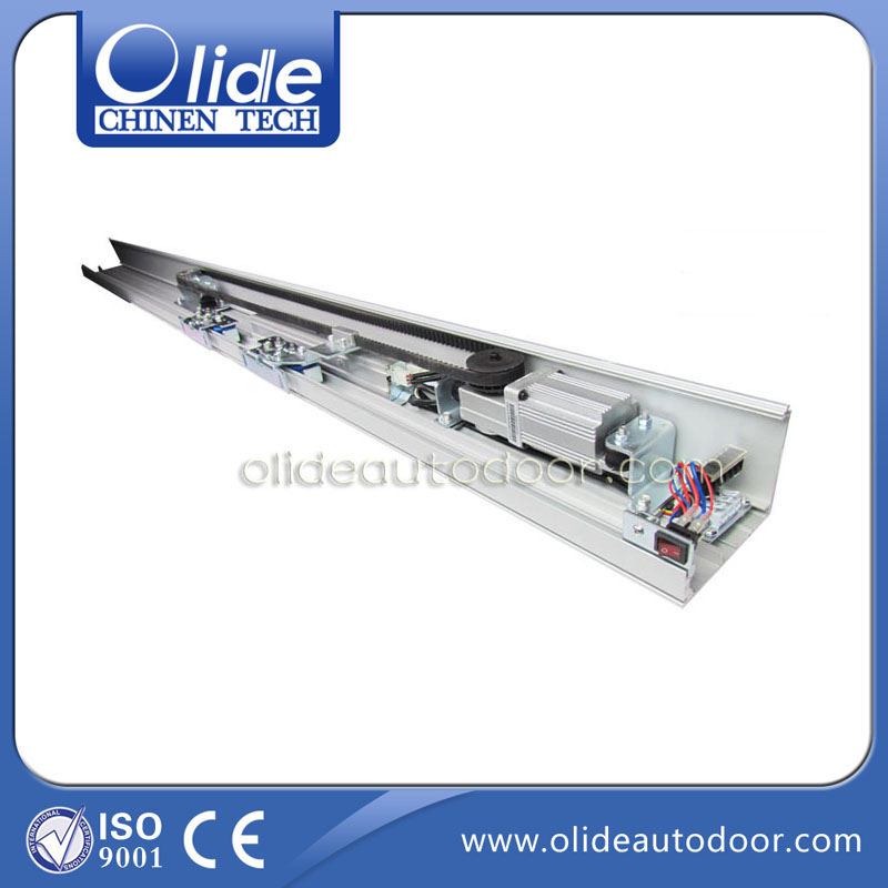 Square motor model SD200 automatic single panel sliding door operator