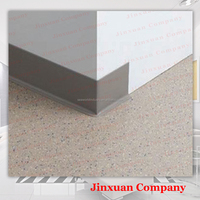 150mm height flexible pvc vinyl skirting