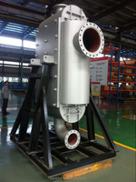 Centeral Heat and Air Units BVW Series All Welded Heat Exchanger Made in China