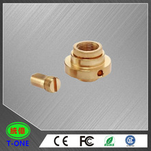 Customized precision CNC machining part guide pin and bushing mold