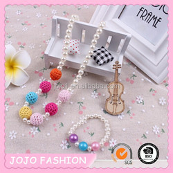Fashion Kids Jewelry!wholesale cute neckalce ,factory direct magnets for jewelry