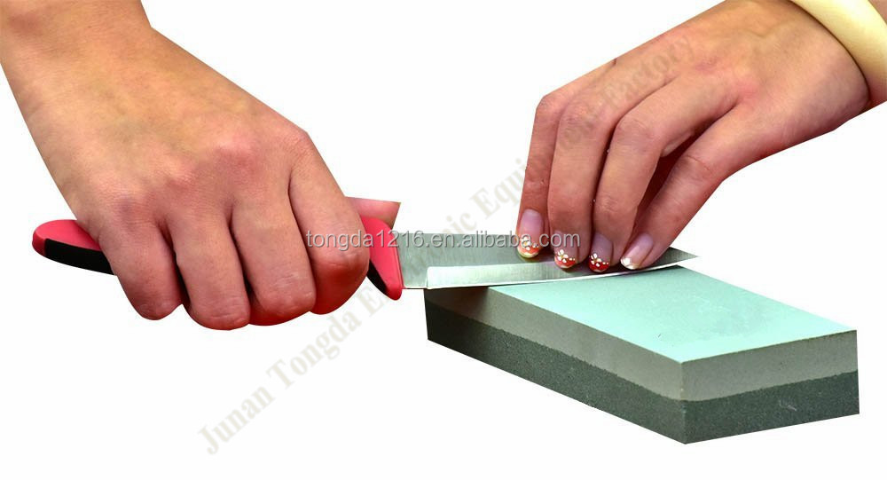 Junan Tongda knife sharpening stone/Whetstones /oil stone