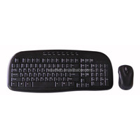 2.4G wireless keyboard and mouse combo KMSW-012