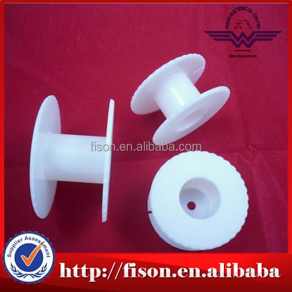 Plastic empty wire spools/plastic bobbin supplier