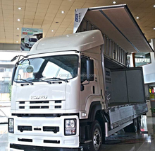 ISUZU TRUCKS 6X4 WING BODY TRUCK