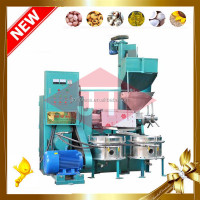 Indonesia cheap price peanut sesame olive copra sunflower rapeseed oil pressing small screw production line