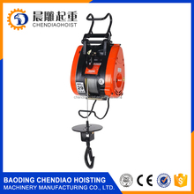 Portable Builders Hoist 240V Lift Scaffolding with remote
