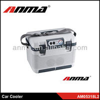 Car fridge,car cooler,portable heated cooler for cars