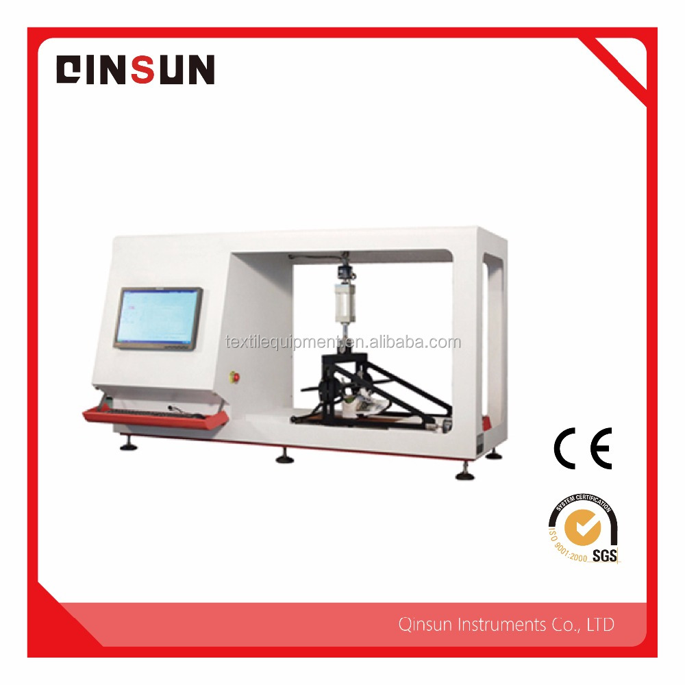 shoe sole coefficient of friction tester, footwear static anti-slip testing machine