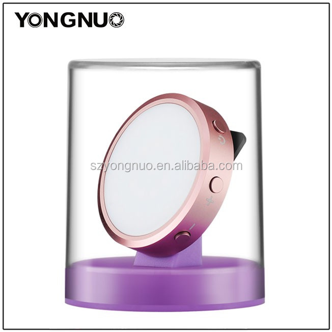 YONGNUO YN06 Round Portable Mini Spot Sell Fill Light Mobile phone LED Flash