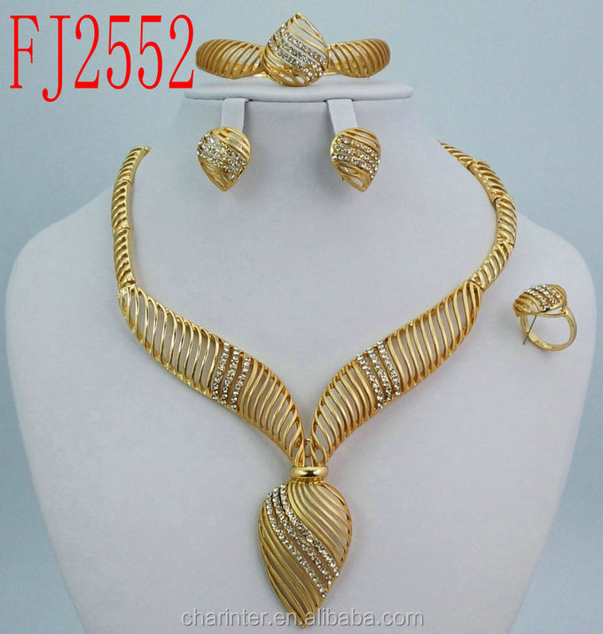 gold jewelry sets arabic bridal jewelry sets View gold jewelry sets