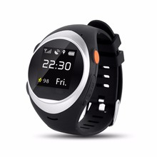 GPS & SOS Android Smart Watch with Bluetooth/SIM Card