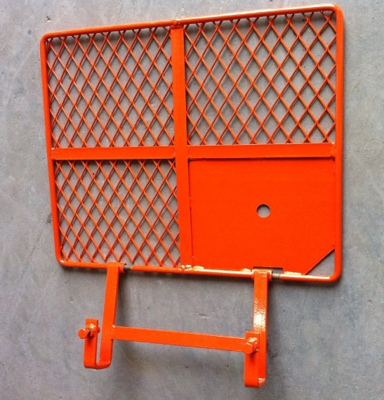 customized steel ladder trap door for scaffolding