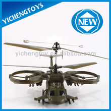 4CH amazing new design avatar helicopter
