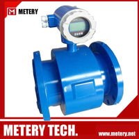 PVC water flow meter magnetic flow meter