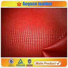 2016 factory price shining dripping pu leather for making lady handbags guangzhou supplier A1692