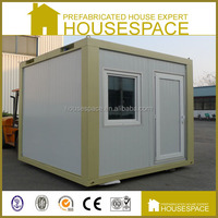 Economical Waterproof Security Guard house with Toilet