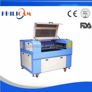 PHILICAM 6090 laser machine co2 laser engraving cutting machine engraver