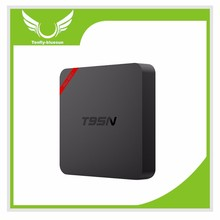 T95N Mini Mx+ Tv Box Amlogic S905x Android 6.0 Quad Core Wifi 4K Bluetooth 4.0 Tv Receivers 1Gb Ram 8Gb Smart Media Set Top Box