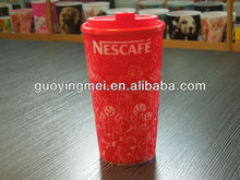 (walmart audited factory )SGS tested 3D lenticular cup with fancy printing