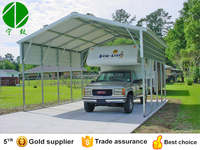 Car galvanized metal carport/aluminum frame carport and pergola carport