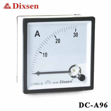0-30A DC Moving Coil Ammeter