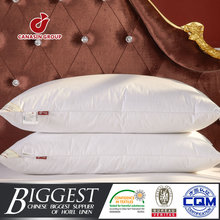 best-selling goose feather top mattress pillow