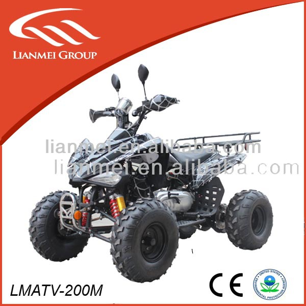 quad bike 200cc gy6,oil cooled with CE
