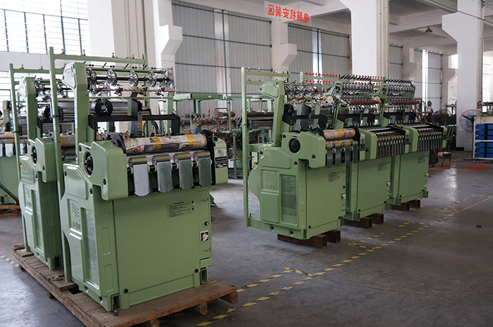 China Wholesale Customized Automatic Weaving Loom For Sales Belt-weaving Machine