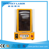 Wood uv laser printer machine PEDB-200 marking on IC card/keyboard