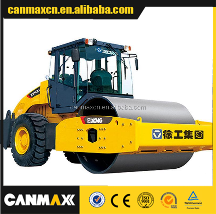 XCMG factory price road roller compactor XS142J for sale