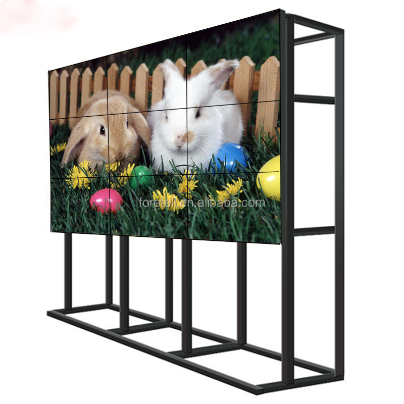 Foretell Indoor Real Estate LCD Video Wall Display for perfect house advertising