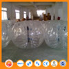 Giant inflatable human soccer water bubble ball,soccer bubble sports domes