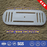 HDPE plain rectangular heat resistant gasket for transformers