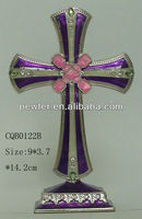 Colorful Cross Charms for Christian Religion, Religious Article