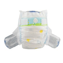 hot sell disposable breathable soft adult baby diaper for girls and boys in Nigeria