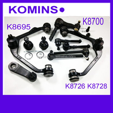 K8695 K8700 K8726 K8728 F150 F250 NAVIGATOR EXPEDITION 2WD K8700 TRACK CONTROL ARM, Ball Joint