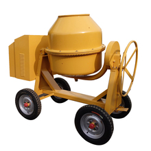 500L machine for concrete mix