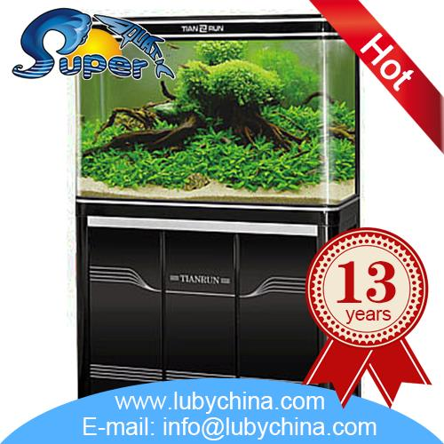 Plastic plastic fish tank wholesale with CE certificate