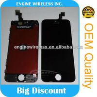 for apple iphone 5c lcd with digitizer assembly,ali baba .com,oem