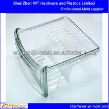 refrigerator drawer plastic parts injection mould