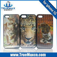 Wholesale 3D case for iPhone 5, 3D case for Apple iPhone 5s
