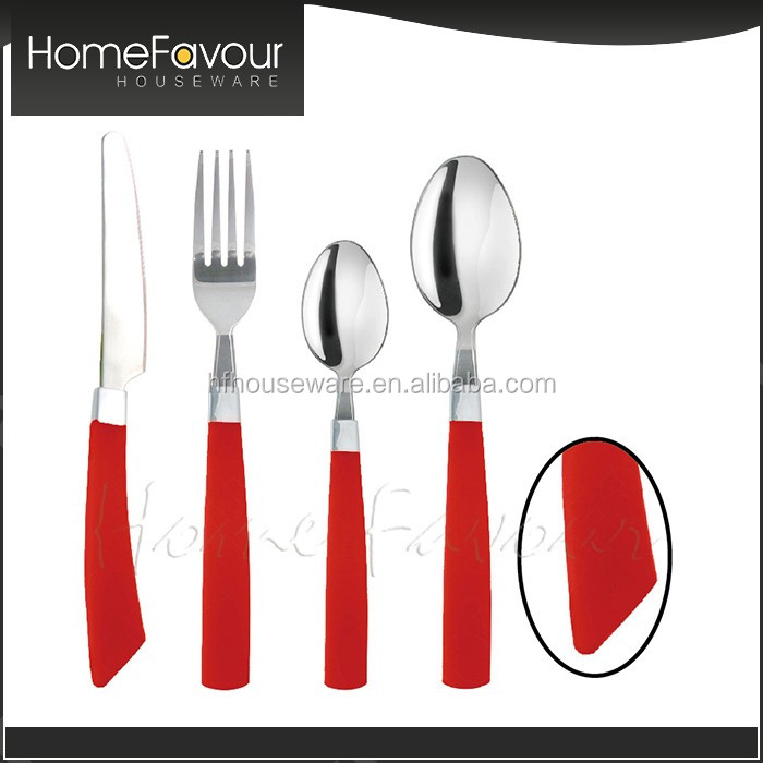 Tested Large Factory ITS Compliance Customized Plastic Cutlery Set