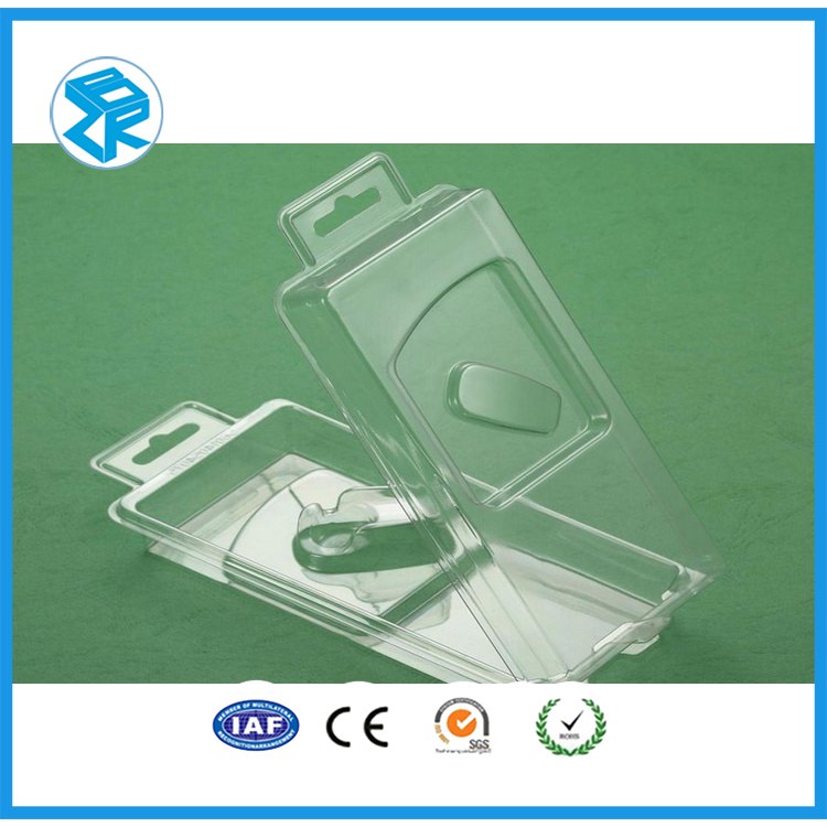 Top sale Newest Slide card blister packs, Top Quality usb flash drive blister packaging