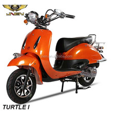 TURTLE I AURORA BELLA 100cc bob scooter mopeds with reasonable price vintage styte motorcycles classic model passed eec epa
