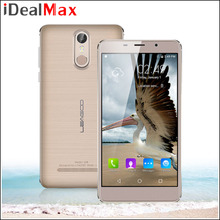Original Leagoo M8 MTK6580A Quad Core Android 6.0 Mobile Phone 5.7 Inch Fingerprint 2G RAM 16G ROM Unlock Cell Phone