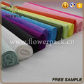 popular recycled pulp printing crepe paper packing