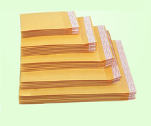 Cheap kraft bubble envelopes custom design gold bubble padded envelope